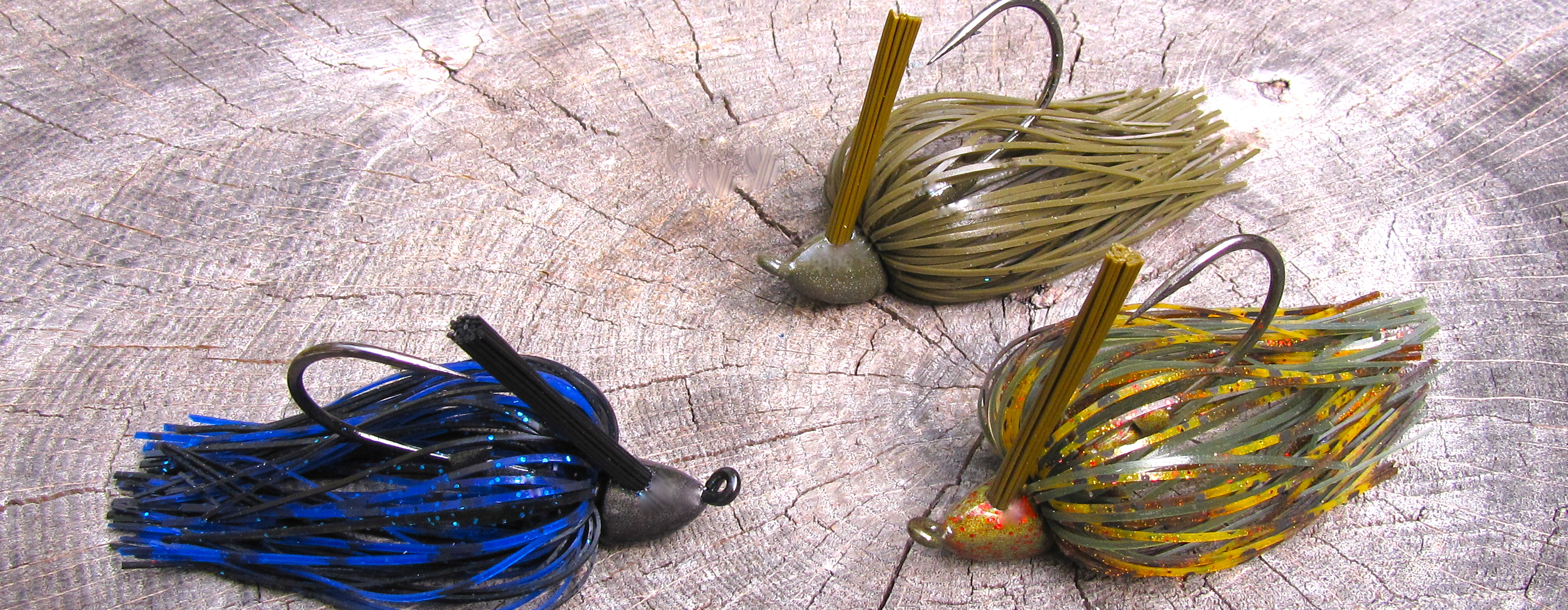 Fishing Frugal Lures Lil Bitty Jigs