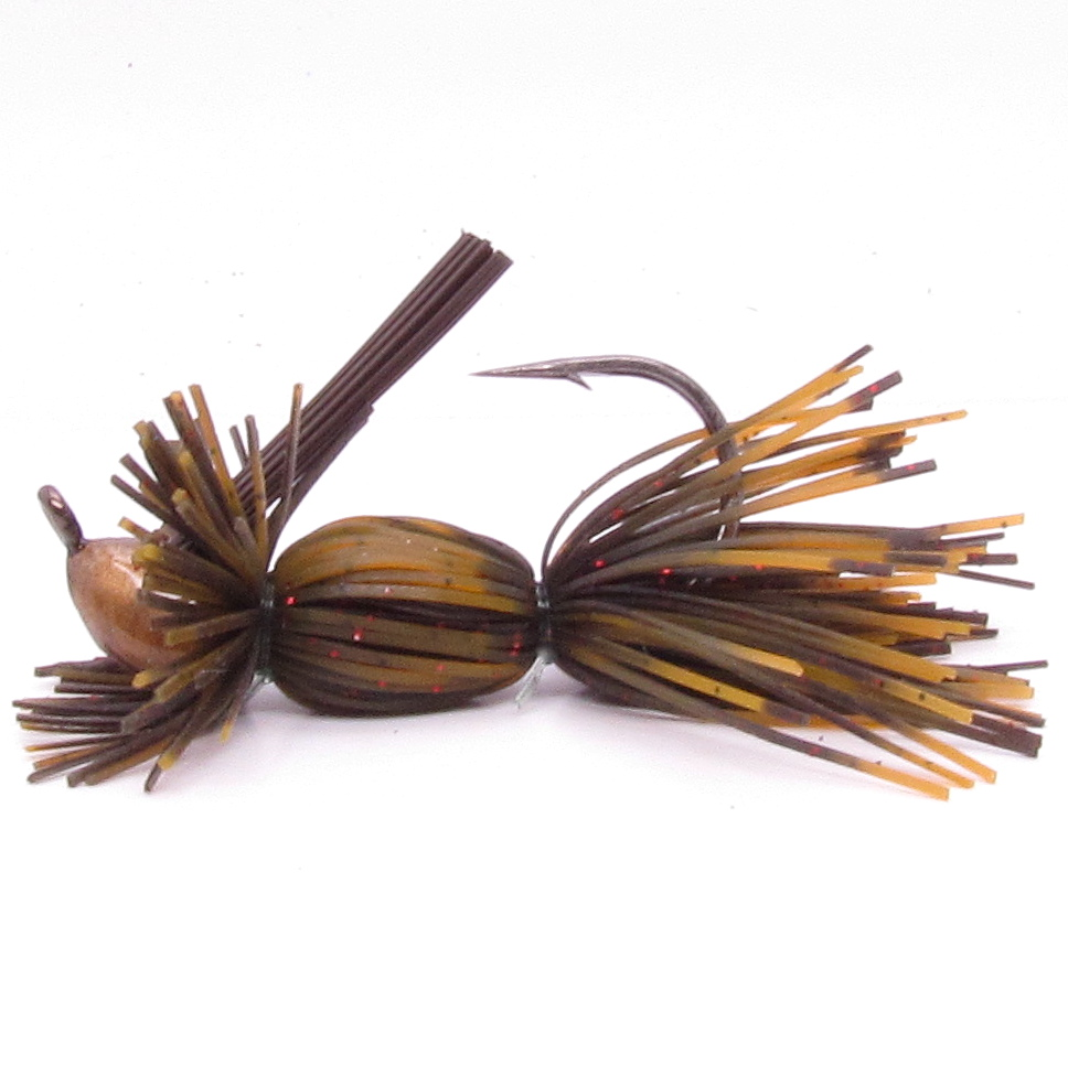 Natural Craw Micro Finesse Jig