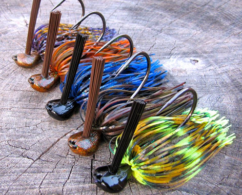 Frugal Lures Arkie Jigs