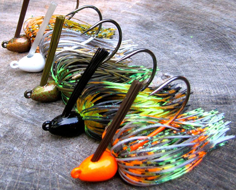 Frugal Lures Bullet Jigs