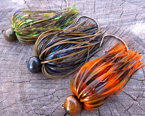 Frugal Lures Wobble Head Jigs