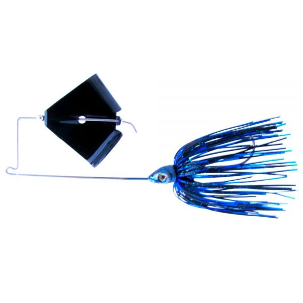 black & blue buzzbait