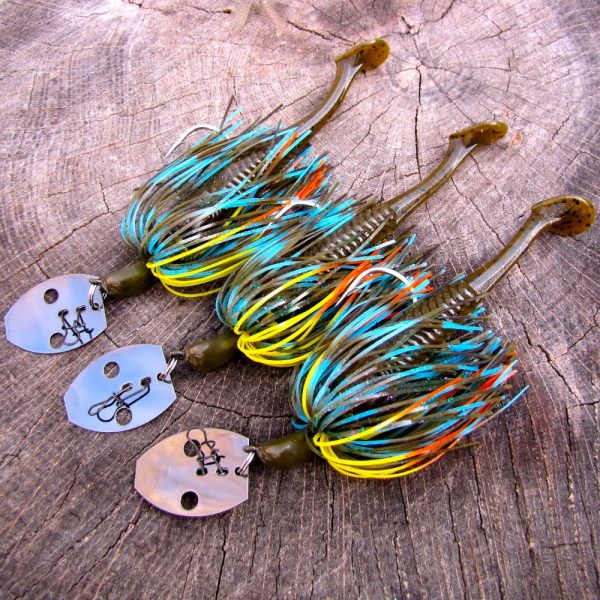 bluegill chatters