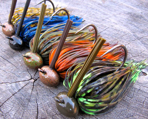 Frugal Lures Football Jigs