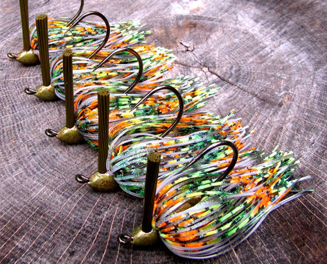 Frugal Lures Lil Bitty Jigs