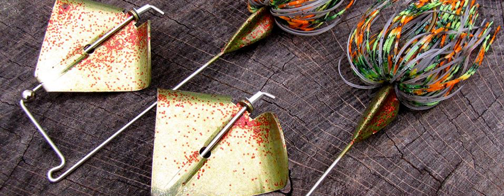 Fishing Frugal Lures Buzzbaits