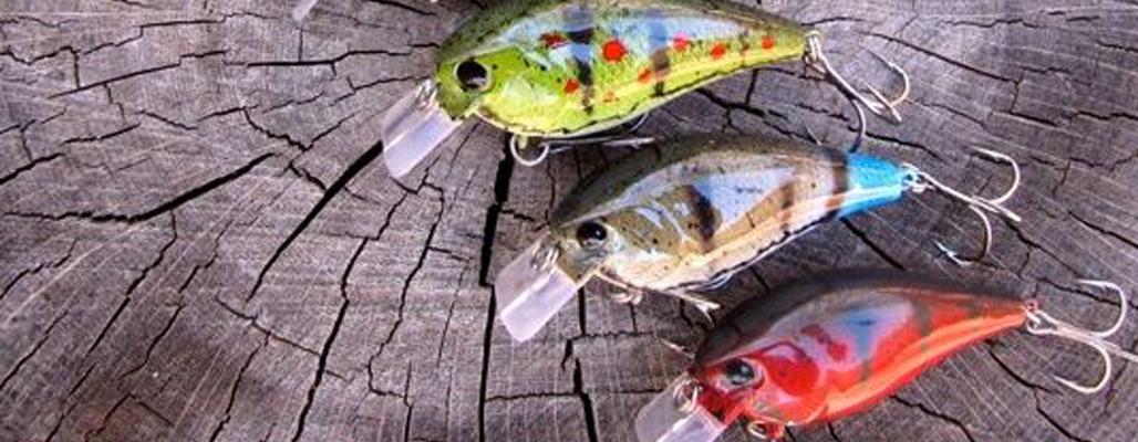 Fishing Frugal Lures Crankbaits