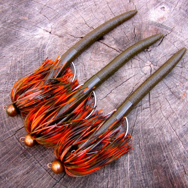 spring craw wobble limited pack