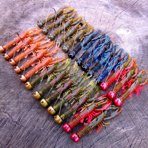 wire guard ned craw mega pack